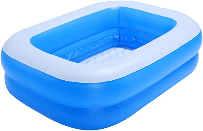 Burbuja que sopla piscina/Piscina hinchable de bebé/Baby baño ...
