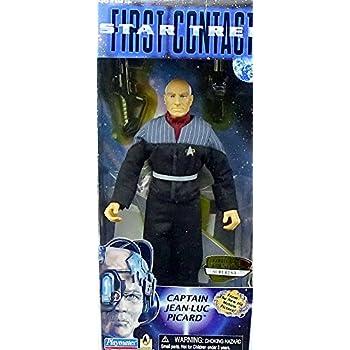 Amazon.com: Star Trek Transporter Series Captain Jean-Luc