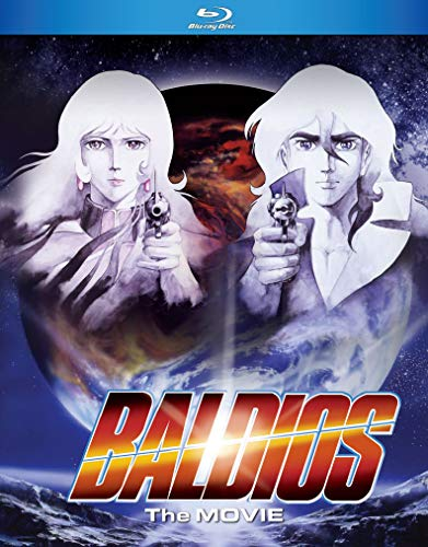Space Warrior Baldios the Movie [Blu-ray]