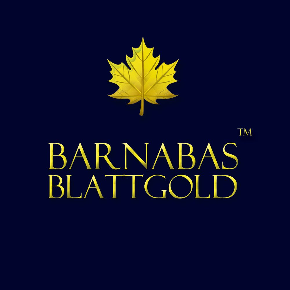 100 Sheets by Barnabas Blattgold 4.4 inches Genuine Silver Leaf Sheets Loose Leaf Interleaf