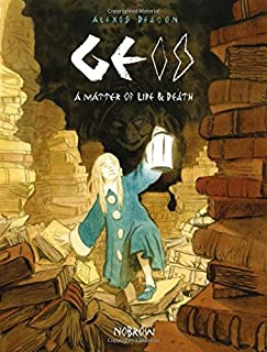 Book Cover: Geis: A Matter of Life and Death