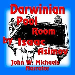 Darwinian Pool Room Audiobook
