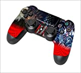 DreamController Top Rated Best PS4 Controller - Comes with COOL Custom Design & Extreme Features like rapid fire, auto spot, jump spot, drop and auto Burst & Much More. (4th July)