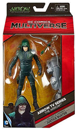 """Savvy Connect App >> Super Hero The Flash vs Multiverse Green Arrow 6"""" Hero Series Action Figures Toys, 2 Pack - Buy ..."""