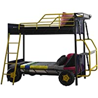 Powell 904-138 Dune Buggy Bunk Bed, Twin