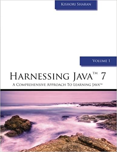Harnessing Java 7 Pdf