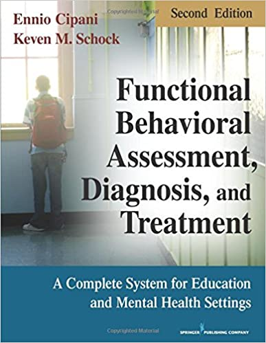 functional behavioral assessment complete system book