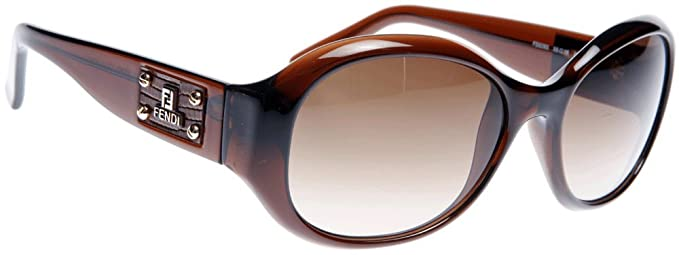 1b51f49b53 Image Unavailable. Image not available for. Color  FENDI SUNGLASSES FS 5093  208 BROWN FS5093