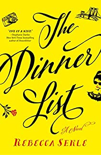 Book Cover: The Dinner List: A Novel