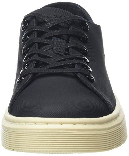 Dr. Martens Dante Black Ajax, Sneaker Unisex-Adulto nero