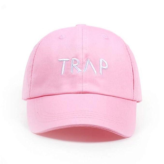 Yooci Gorras De Hombre 100% Algodón Trap Hat Pretty Girls Like ...