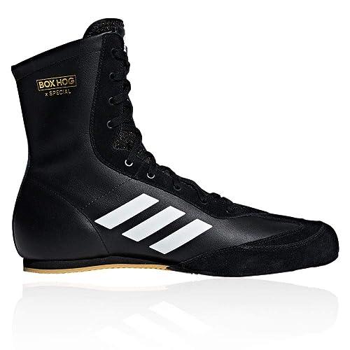 buy popular a1fe7 7573b adidas Box Hog X Special Boxing Shoes - SS19-7 Black