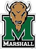 NCAA Marshall Thundering Herd 12 inch Vinyl Magnet