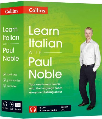 Learn Italian with Paul Noble by Paul Noble (2012-09-01)