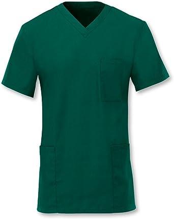 Veterinarios (veterinarios Túnica – Unisex Verde Trabajo Scrubs
