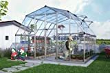 Palram Four Season Americana Hobby Greenhouse - 12 x 12 x 9 Silver