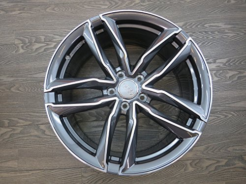 Llantas de 18 pulgadas para Audi A3 S3 8V RS3 8P A4 S4 8K B8 A8 D2 A6 S6 4F TT 8S 8J: Amazon.es: Coche y moto