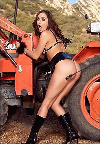 Hot Sexy Babes A4 Photo Print Eliza Dushku Amazon Co Uk Jm Books