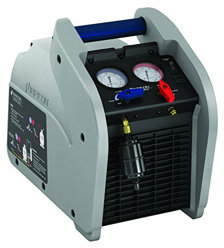 INFICON 714-202-G1 Vortex Dual Refrigerant Recovery Machine, 1 HP, 120V