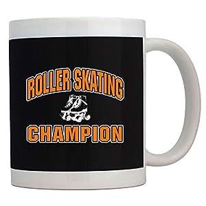Teeburon Roller Skating champion Mug