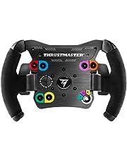 Thrustmaster TM Open Wheel AddOn (Lenkrad AddOn, 28 cm, Veloursleder, PS4 / PS3 / Xbox One / PC)