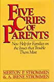img - for Five Cries of Parents book / textbook / text book