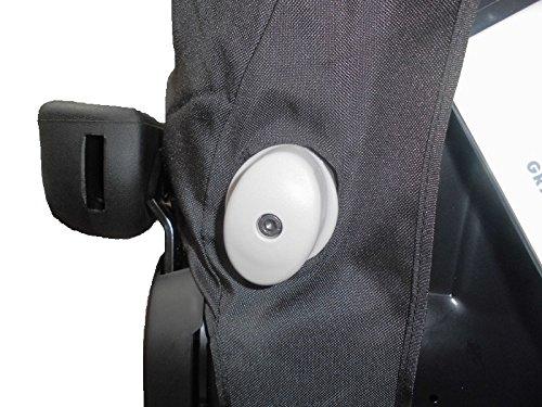 Schonbezug Sitzbezug f/ür Grammer Maximo S721 731 741 Compacto Schleppersitz Stapler NEU Strapazierf/ähig Wasserabweisend