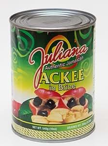 Juliana Authentic Jamaican Ackee In Brine by Juliana