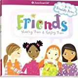 [ { { Friends: Making Them & Keeping Them [With 5 Mini Friendship Posters] } } ] By Criswell, Patti Kelley( Author ) on Sep-01-2006 [ Paperback ]