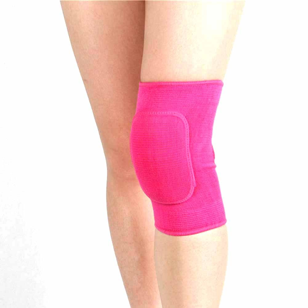 Yoga Sports Volleyball Fall Knee Protective Pad for Kids Sport//Dancing Sdkmah9 1PCS Cotton Children Dance Knee Pads