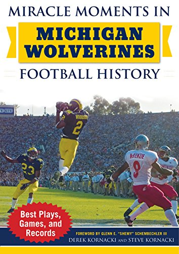 Miracle Moments in Michigan Wolverines Football History: Best Plays, Games, and Records