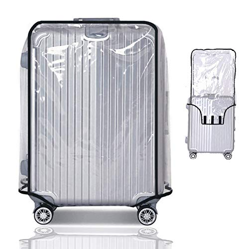 Suitcase Cover Protectors For Fenbo&Four 20 22 24 26 28 30 Inch Luggage Cover for Wheeled Suitcase Luggage Protector…
