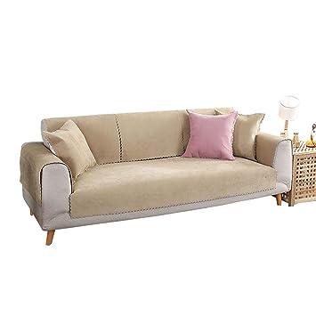 Funda para sofá Fundas de sofá love seat Resbalón resistente, Cubierta de muebles de estilo