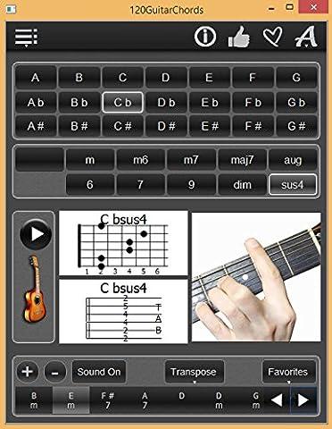 120GuitarChords [Download] (Amazon Digital Sheet Music)
