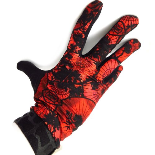 [リリーの宝 (Les Tresors De Lily)] (Geisha コレクション) [K5773] 手袋 レッド