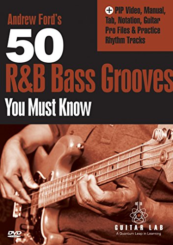 (50 R&B Bass Grooves You Must Know)