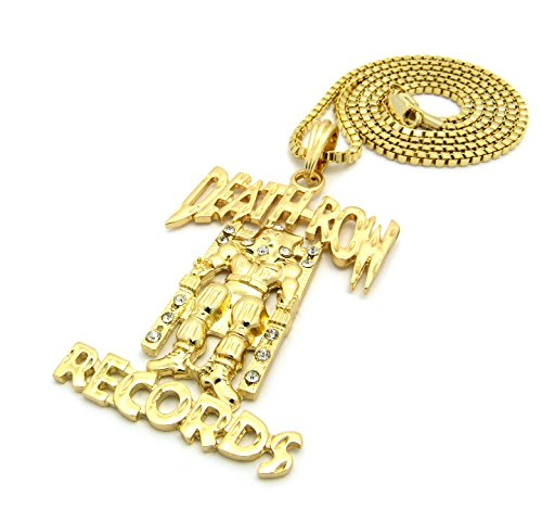 New death row records pendant 2mm24 box chain hip hop necklace new death row records pendant 2mm24 box chain hip hop necklace xz79bxg buy online in uae jewelry products in the uae see prices reviews and free aloadofball Choice Image