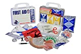 Certified Safety K206-004 16PW ANSI Quality First Aid Kit in Poly White