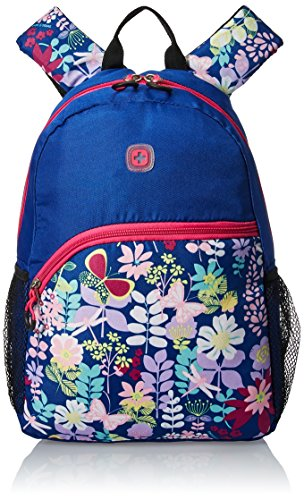 SwissGear Girls Floral Backpack, Print, One Size