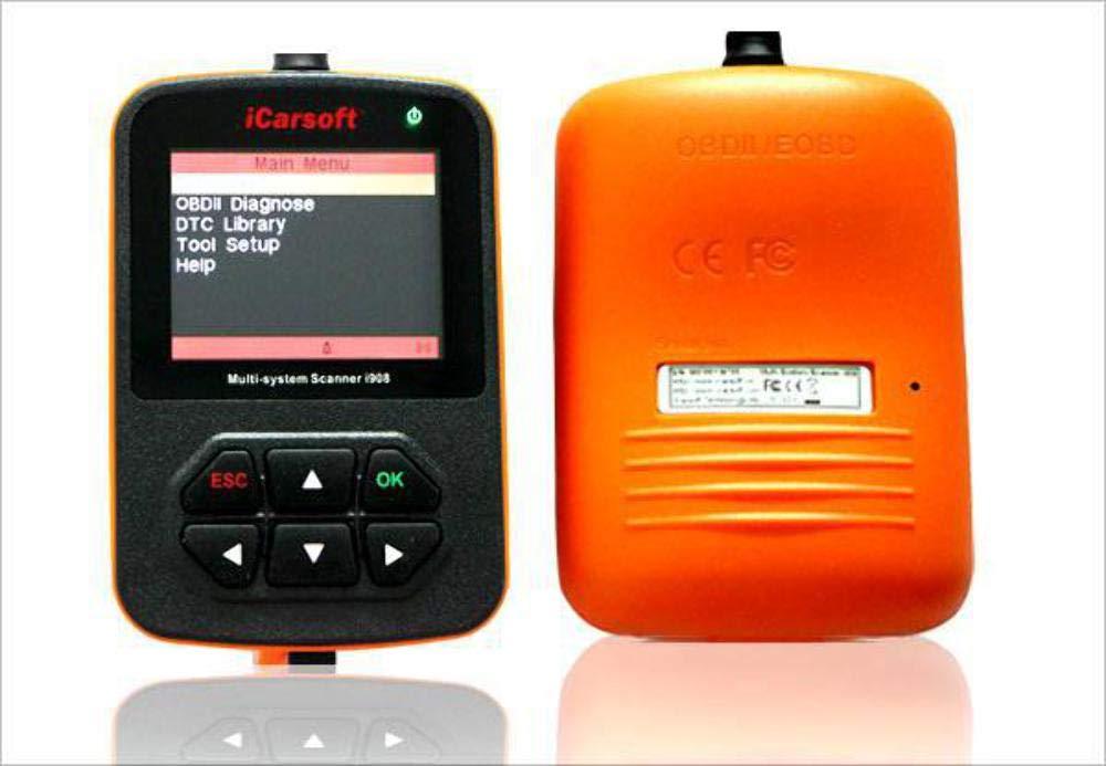 iCarsoft i908,/Dispositivo diagnostico