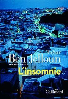 L'insomnie, Ben Jelloun, Tahar