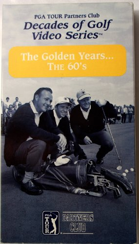 The Golden Years... The 60's [ PGA TOUR Decades of Golf Video Series ]