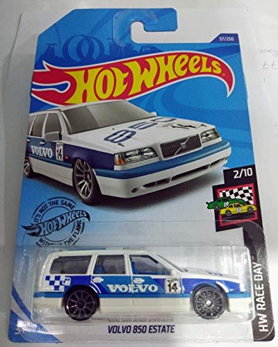 Hot Wheels Volvo 850 Estate Exclusive by Tiny Toes (B083FWGFX2) Amazon Price History, Amazon Price Tracker