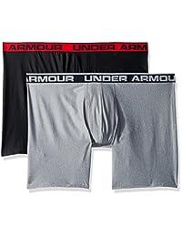Under Armour Men's O-Series 9in Boxerjock (2 Pack)