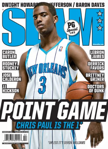 Slam Magazine: Point Game- Chris Paul (February 2009)