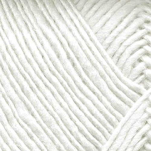 Brown Sheep Lamb-s Pride Worsted, 11 - White Frost