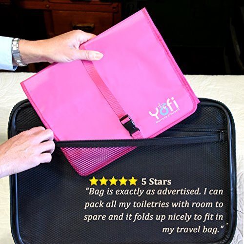 Review Hanging Toiletry Bag by