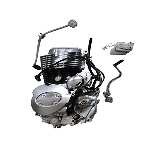 250CC Motorcycle Vertical Complete Engine For ATV Pit Dirt Bikes