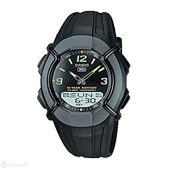 casio collection men s watch hdc 600 1bves amazon co uk watches rh amazon co uk Casio Watch Manual Casio Exilim User Manual
