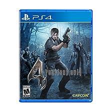 Capcom PS4 Resident Evil 4 HD